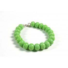 Bracelet parade vert nil