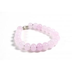 Bracelet parade gris perle