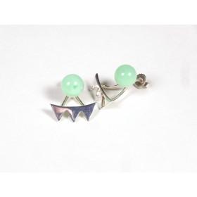 BO Dessus-dessous, vert jade