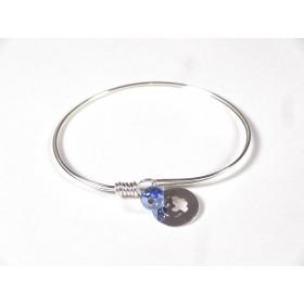 Bracelet Brelok, bleu doux