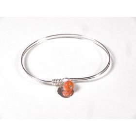 Bracelet Brelok, corail