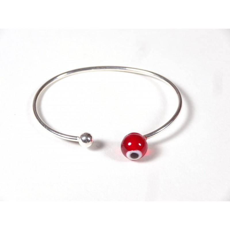Bracelet Only You, rouge blanc noir