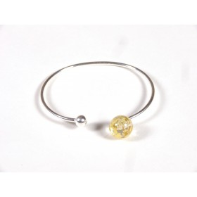 Bracelet Only You, feuille d'or